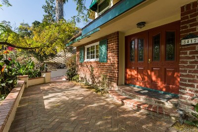 West Hills Single Family Home For Sale: 8412 Shoup Avenue