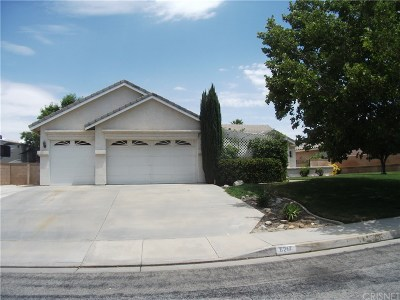 Lancaster Single Family Home For Sale: 6217 Shadow Hills Drive