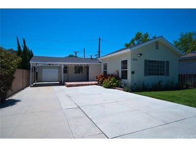 Burbank Single Family Home For Sale: 2210 West Verdugo Avenue