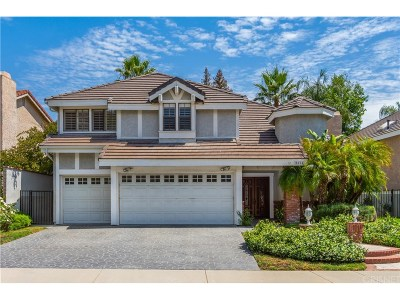 Agoura Hills Single Family Home For Sale: 5624 Walnut Ridge Drive