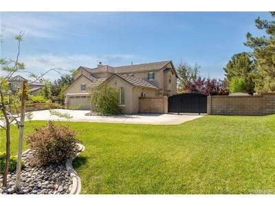 Lancaster Single Family Home For Sale: 4222 West Avenue J13