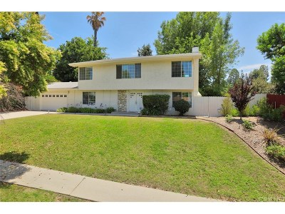 Woodland Hills Single Family Home For Sale: 24112 Albers Street