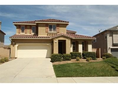 Palmdale Single Family Home For Sale: 2835 Osmunda Court