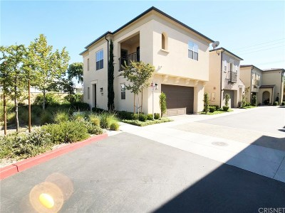 Saugus Single Family Home For Sale: 21698 Candela Drive