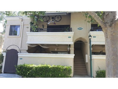 Canyon Country Condo/Townhouse For Sale: 18806 Mandan Street #216