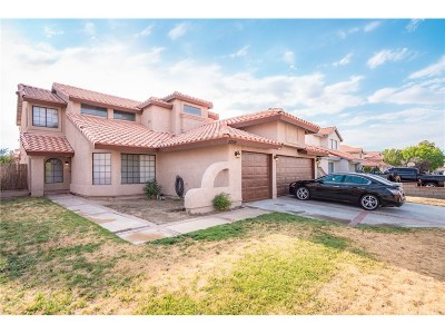Palmdale Single Family Home For Sale: 37501 Arbor Lane