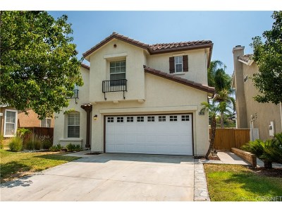 Saugus Single Family Home For Sale: 28478 Old Spanish Trails