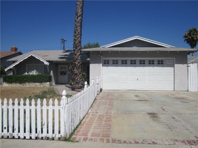 West Hills Single Family Home For Sale: 6624 Gross Avenue