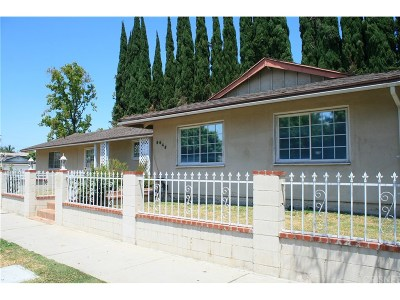 Northridge Single Family Home For Sale: 8548 Tampa Avenue