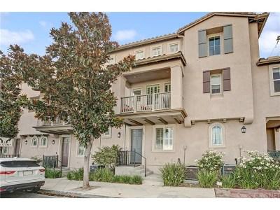 Burbank Condo/Townhouse For Sale: 750 South San Fernando Boulevard #105