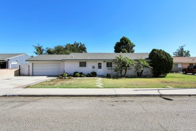 Simi Valley CA Single Family Home For Sale: $519,950