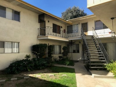Los Angeles County Residential Income For Sale: 217 South Church Lane