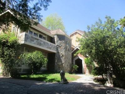 Los Angeles County Single Family Home For Sale: 4453 Balboa Avenue