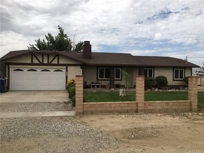 Littlerock Single Family Home For Sale: 9122 East Avenue Q12