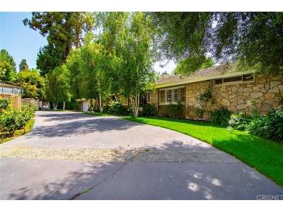Tarzana Single Family Home For Sale: 5019 Corbin Avenue