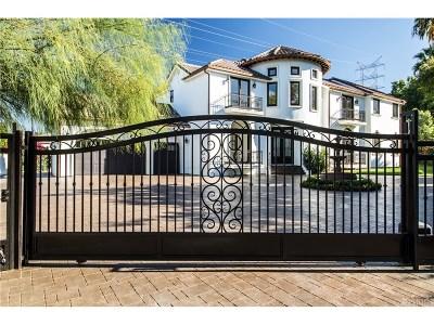 Tarzana Single Family Home For Sale: 18860 Ringling Street
