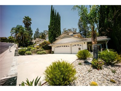 West Hills Single Family Home For Sale: 23221 West Vail Drive