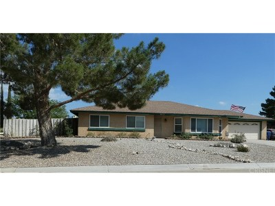 Littlerock Single Family Home For Sale: 9670 East Avenue R12