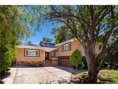Woodland Hills Single Family Home For Sale: 22812 Crespi Street