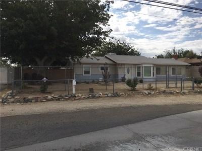 Littlerock Single Family Home For Sale: 35360 85th Street East