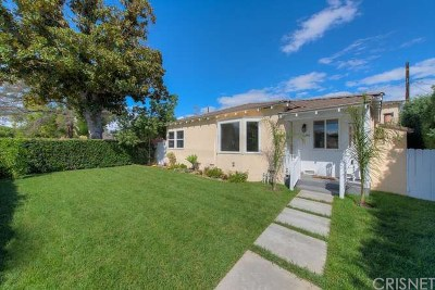 Burbank Single Family Home For Sale: 1240 North Clybourn Avenue