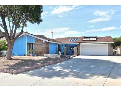 Lancaster Single Family Home For Sale: 2721 West Avenue J12