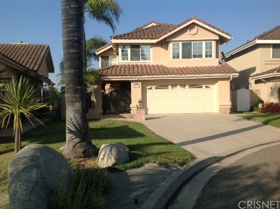 Simi Valley CA Single Family Home For Sale: $718,000