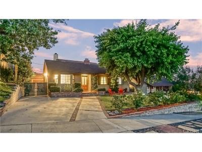 Burbank Single Family Home For Sale: 718 Groton Drive