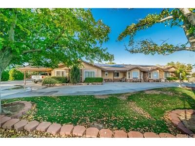 Lancaster Single Family Home For Sale: 1625 West Avenue L12