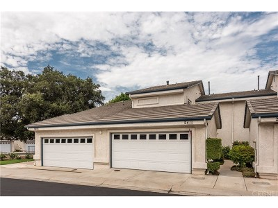 Simi Valley CA Single Family Home For Sale: $489,000