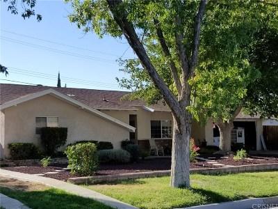 Palmdale Single Family Home For Sale: 38747 Sage Tree Street