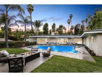 Tarzana Single Family Home For Sale: 4960 Palomar Drive