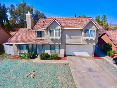 Palmdale Single Family Home For Sale: 37411 Litchfield Street