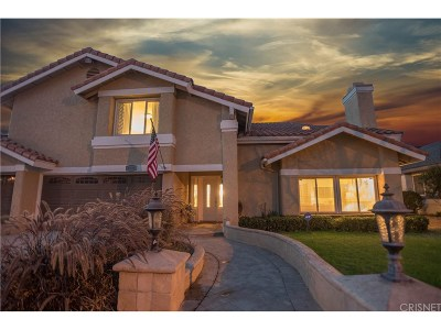 Moorpark Single Family Home For Sale: 4634 Pepper Mill Street