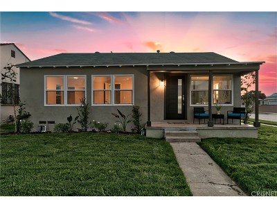 Torrance Single Family Home For Sale: 16403 Wilkie Avenue