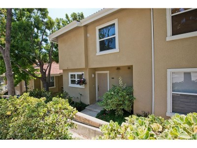 Simi Valley Condo/Townhouse For Sale: 2731 Erringer Road #64