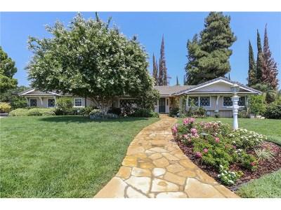 Northridge Single Family Home For Sale: 9652 Claire Avenue
