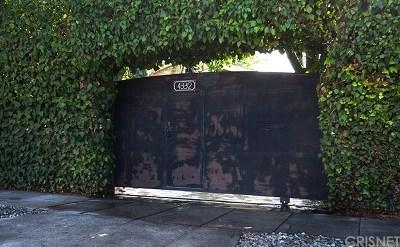 Studio City Single Family Home For Sale: 4332 Wilkinson Avenue