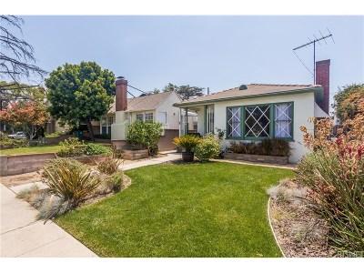 Burbank Single Family Home For Sale: 3506 West Chandler Boulevard