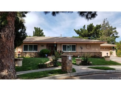West Hills Single Family Home For Sale: 23316 Blythe Street