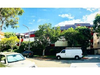 Culver City Condo/Townhouse For Sale: 5651 Sumner Way #217