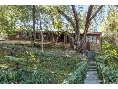 Sherman Oaks Single Family Home For Sale: 3931 Kingswood Road