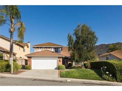 Agoura Hills Single Family Home For Sale: 5436 Alfonso Drive