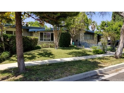 Granada Hills Single Family Home For Sale: 17827 Minnehaha Street