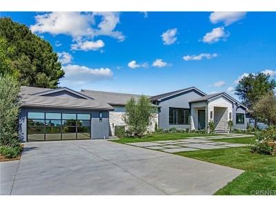 Single Family Home For Sale: 5550 Bonneville Road
