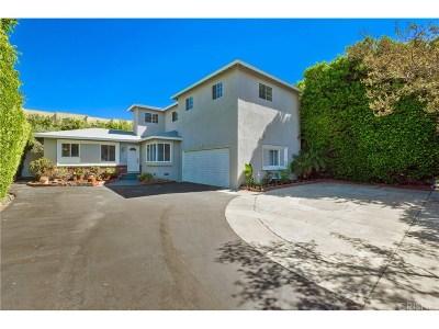 Valley Village Single Family Home For Sale: 12235 Killion Street