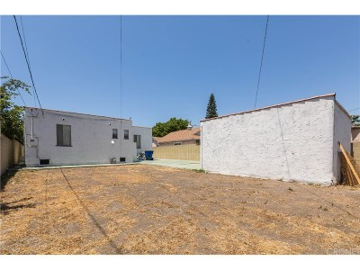 Los Angeles Single Family Home For Sale: 5464 10th Avenue