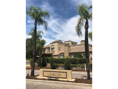 Valencia Condo/Townhouse For Sale: 23629 Del Monte Drive #285