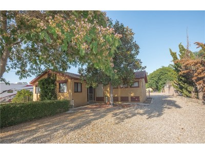 Moorpark Single Family Home For Sale: 4146 Hitch Boulevard