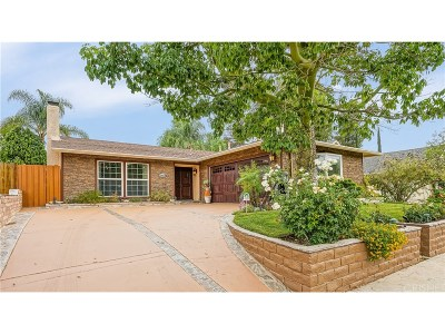 Agoura Hills Single Family Home For Sale: 29473 Quail Run Drive